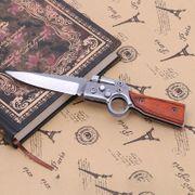 Funktion Feder Taschenmesser mit Led