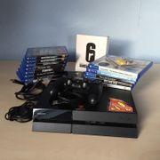 2x Sony Playstation PS4 500GB