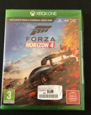 Forza Horiaon 4 auf Xbox