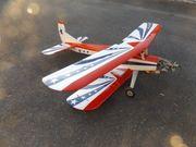 Hobbyauflösung Modellflugzeuge Motorsegler Doppeldecker Kunstflugmodell