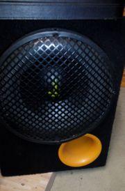 Automusikanlage Subwoofer Verstärker Lautsprecher PowerBox