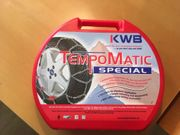 Schneeketten KWB Tempomatic Special 1220
