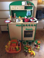 Kinderküche (Holz) und