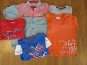 7 Shirts lang- und 2
