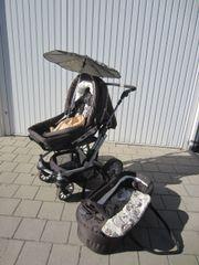 gebrauchter Kinderwagen Teutonia