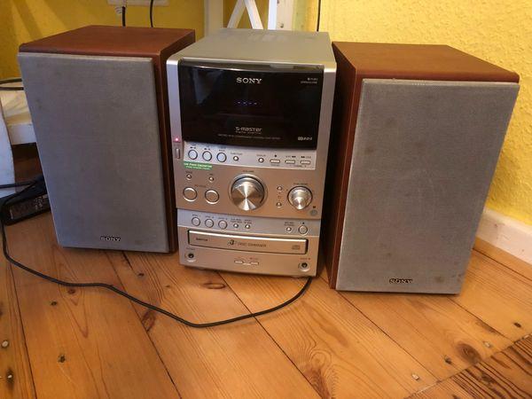 sony cd wechsler kaufen sony cd wechsler gebraucht. Black Bedroom Furniture Sets. Home Design Ideas