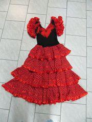 Flamenco Kleid, Kostüm,