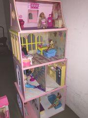 Wunderschönes Barbie/Puppenhaus