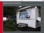 Idyllisches Mobilheim im