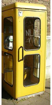 Suchen 1 Telefonzelle