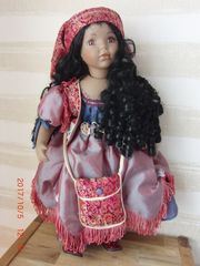 Folklore Puppe