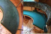 Polstermöbel und teppich