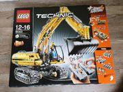 Lego 8043 Motorisierter Raupenbagger mit
