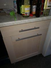 Zwei Küchenschränke inkl.