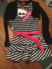 Monster High Kleid für Mädchen