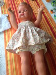 Puppe Zapf