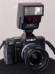 Minolta 7000 AF 35mm Spiegelreflexkamera