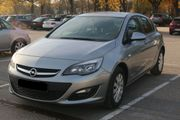Opel Astra J EcoFlex Selection