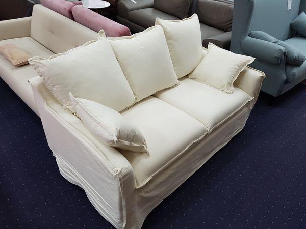Big-Sofa ABBY by CLOVER nur 399,-EUR Ecksofa,Landhaus,Vintage in ...