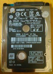Festplatte 2,5