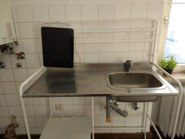 Miniküche Ikea | Minikuche Ikea Sunnersta Tillreda So Gut Wie Neu In Karlsruhe
