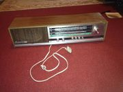 altes Nordmende Radio,