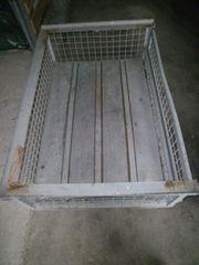 Eine Gitterbox hoch 450mm