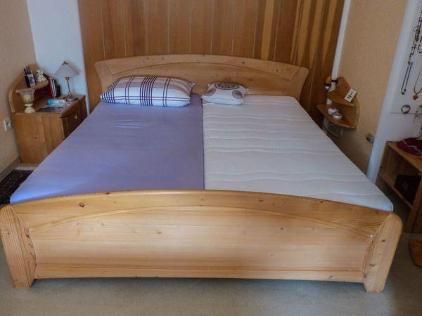 Best Bett Kiefer Massiv X With Massives Bett 180x200
