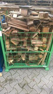 Holzpaletten Bastelholz Kaminholz