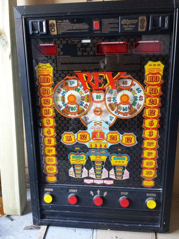 Alte Spielautomaten Spielen