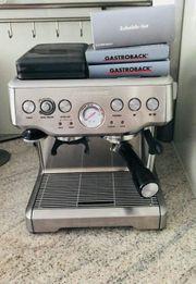 Espressomaschine GASTROBACK Advanced Pro G