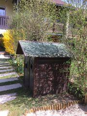 Kinderspielhaus für Garten