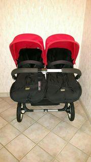 Bugaboo Donkey Twin Duo Zwillinge