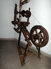 Spinnrad Original aus 1929 funtionstüchtig