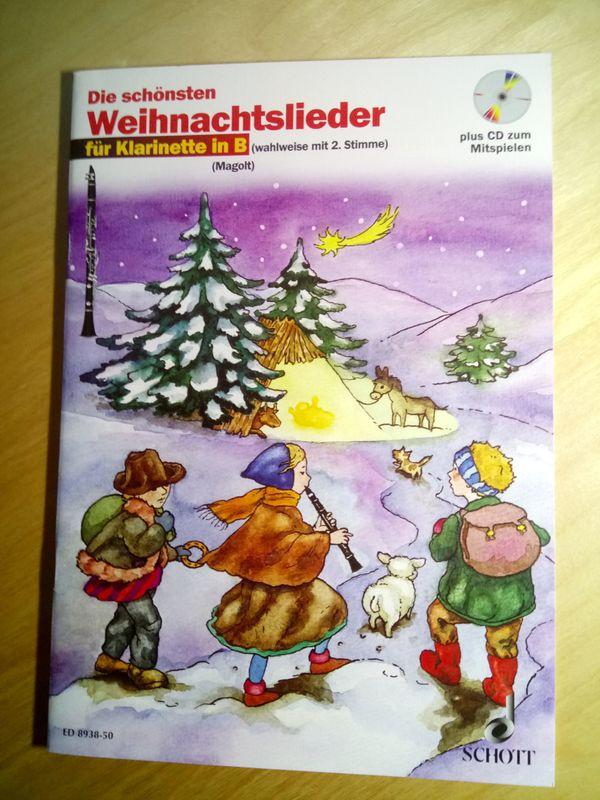 Die schönsten Weihnachtslieder für Klarinette in B in Berlin ...