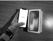 Tausche Iphone X Black OVP -