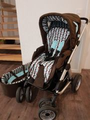 Kinderwagen ABC Design Turbo 6S
