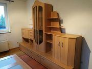 Wohnwand - Schrank - Regal - Wohnzimmer