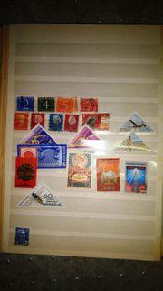 Briefmarkenalbum Dachbodenfund