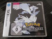 DS Pokemon Schwarze