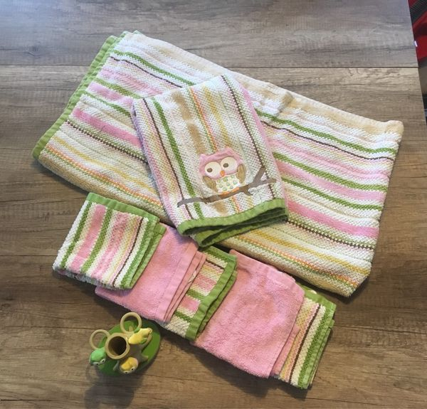 Pink Eule Badezimmer Set Duschvorhang Mulleimer Teppich In Mehlingen