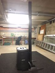 BOSE Portables Line Array System -