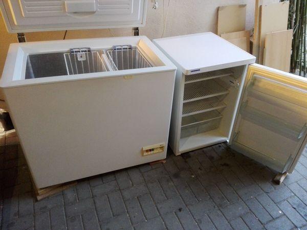Bosch Economic Kühlschrank : Kühlgeräte im set gefriertruhe liebherr gts und kühlschrank