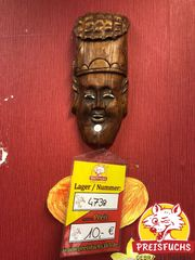 Maske Deko Afrika 4738 www