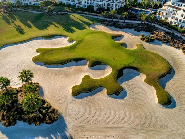 GOLF Langzeiturlaub - SPANIEN - Costa Calida