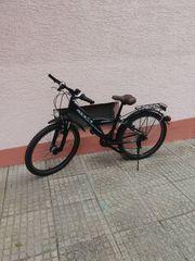 Mountainbike MTB 24 Zoll ALU