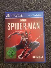 Spiderman PS4 Top-Zustand