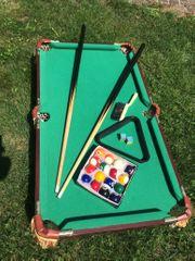 Billiardtisch für Kinder