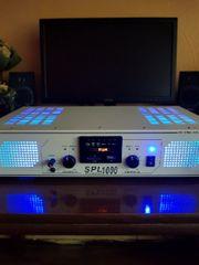 Verkaufe Stereo Power Amplifier Verstärker