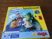 Ratz Fatz Spielewelt- Kinderspiel